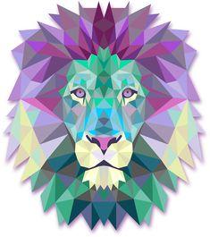 «Lion Animals Gift» de MrNicekat