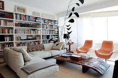 Decoração feita de viagens e beleza - Casa Vogue | Apartamentos