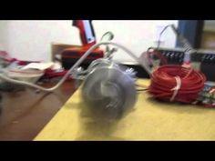 Power Test by Shaker Motors