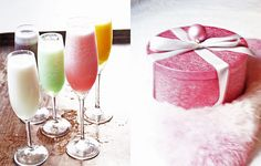 De klassieke sgroppino (of 'scroppino') is gemaakt met sorbet-citroenijs. Maar in roze, babyblauw of mintgroen kan dit ultieme feestdrankje ook! met dank aan Shot of Joy Het leuke aan sgroppino's is dat je ze heel gemakkelijk maakt. Wil je lievergeen alcohol gebruiken? Maak er dan een met sinaasappelsorbetijs, gembersiroop en San Pellegrino-water. Ook lekker: citroensorbetijs […]