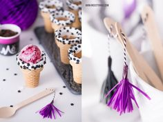 Eiscreme Party Ideen | * Nicest Things - Food, Interior, DIY: Eiscreme Party Ideen
