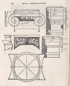 LEON BATTISTA ALBERTI from De re aedificatoria (On the Art of Building) | Alberti, 1443-52.