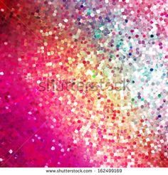 Amazing template design on purple glittering background. EPS 10 vector file included by Eliks, via Shutterstock