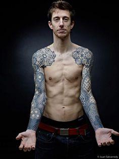 Tattoo Art: Nazareno Tubaro