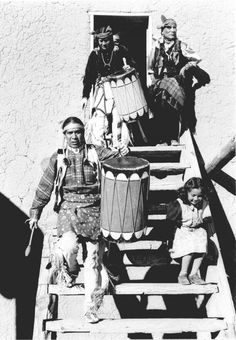 Dance, San Ildefonso Pueblo, New Mexico, 1942 Ansel Adams