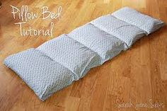 pillow bed - Google Search