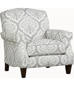 Living Room Chairs With Ottoman Creditrestore Us