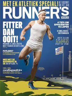 #MagLoveTop10: Worst magazine covers of 2016 — #4. Runner's World (Netherlands), July 2016.