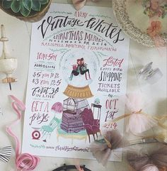 The Vintage Whites Market | CHRISTMAS