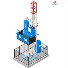 Material Hoists - Manufacturer,Supplier and Exporter