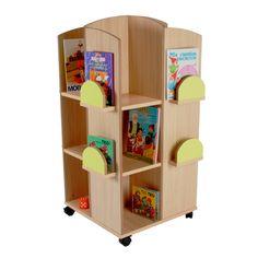 Torre Expositor de Libros - Material Escolar - Material de Oficina