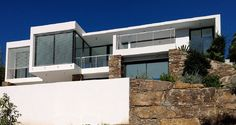 nesso agence d'architecture / maison blanche, le lavandou