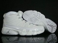 detailing fe12e 764cb Jordan Shoes Air Jordan 9 Retro White Metallic Silver  Air Jordan 9 - Clean  and clear Air Jordan 9 Retro White Metallic Silver kicks with the high  quality ...