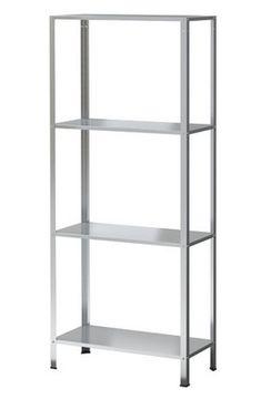 IKEAsta löytyy superedullinen ja erittäin paljon potentiaalia sisältävä Hyllis -hylly. Maailmalla Hyllikselle on tehty monenmoisia muodonmu...
