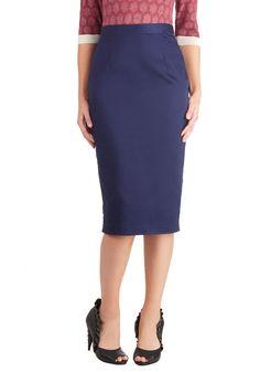 As of Translate Skirt, #ModCloth