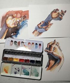 50 Ideas Gcse Art Sketchbook Layout Artists For 2019 – A Level Art Sketchbook - Water Art Inspo, Inspiration Art, Sketchbook Inspiration, Art Sketches, Art Drawings, Arte Sketchbook, Sketchbook Layout, Art Et Illustration, Medical Illustration