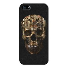iPhone 6 Plus/6/5/5s/5c Case - Vintage American Tattoo Skull Wood... ($35) ❤ liked on Polyvore featuring accessories, tech accessories, iphone case, slim iphone case, vintage iphone case, wood iphone case and apple iphone cases
