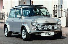 Inspiring Design - Classic Mini Cooper