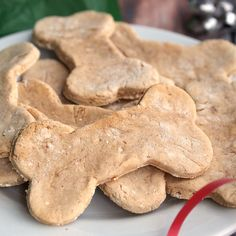 Vegan Holiday Dog Treats