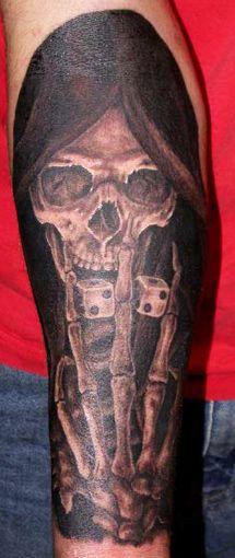 Evil Tattoo Designs for Men | Evil Tattoo
