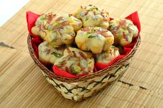Appetizer Recipes, Appetizers, Potato Salad, Cookie Recipes, Picnic, Muffin, Food Porn, Food And Drink, Dishes