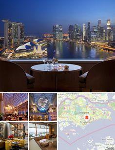 O hotel localiza-se no Marina Centre, a 7 minutos a pé da estação de MRT de City Hall (transportes públicos) e a 20 minutos de viagem do aeroporto internacional de Changi. São apenas 5 minutos a pé até ao Esplanade - Theatres on the Bay, o maior centro de arte de Singapura, e ao centro de exposições e congressos internacionais de Singapura, com várias lojas e boutiques de classe mundial. São também 10 a 15 minutos de viagem até outras atrações de Singapura, incluindo a Orchard Road, o Boat…
