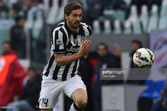 Fernando Llorente of Juventus FC in action during the Serie A match between Juventus FC and Genoa CFC at Juventus Arena on March 22, 2015 in Turin, Italy.  (Photo by Tullio Puglia/Getty Images)