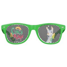 Shop Elegant Confetti Space - Teal Green & Gold,Silver Retro Sunglasses created by LEMATWORKS. Personalize it with photos & text or purchase as is! Kids Sunglasses, Retro Sunglasses, Pitbull Children, Teal Green, Green And Gold, Monster Party Favors, Retro Party, St Paddys Day, Happy St Patricks Day