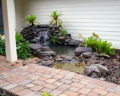 80 Awesome Backyard Ponds and Water Feature Landscaping Ideas
