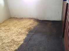 A few ideas on how to use fewer shavings for your horse! http://www.proequinegrooms.com/index.php/tips/barn-management/how-you-can-skimp-on-shavings/
