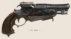 Concept Art World » Inspirational Weaponry Concept Designs by 39 Talented Artists