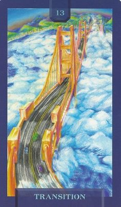 Example card from the Today's Journey Tarot. DISCOVER MORE…