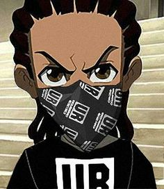The 66 Best Boondocks Images On Pinterest In 2018