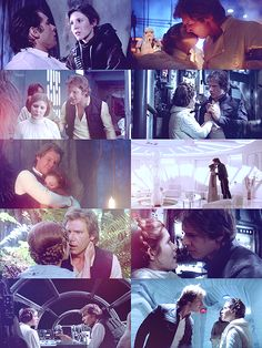 Han Solo and Princess Leia Still a Better Love Story Than Twilight!