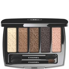 Chanel Makeup LES 5 OMBRES DE CHANEL  Eyeshadow Palette in Entrelacs (0.21 OZ.)