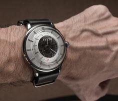 Fiyta 3D Time Skeleton Watch Hands-On