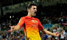 David Villa♥ GET 1-4 FCB