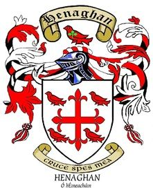 Henaghan family crest
