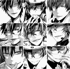 Aoharu x Kikanjuu ~ midori san😱 Anime People, Anime Guys, Aoharu X Machinegun, Ao Haru, Manga Story, Anime Japan, Manga Love, Amon, Anime Shows