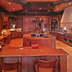 Amazing Kitchen American Dream Homes Magazine May June 2007