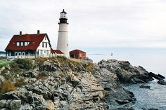 maine.  I have kind of a lighthouse obsession.  though it turns out lighthouse keeper is no longer a career option.