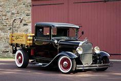 1931 Ford Pickup.Classic Truck Art&Design @classic_car_art #ClassicCarArtDesign