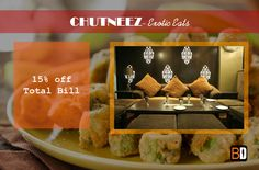 Get the Best of Both Worlds, Chinese and Mughlai at Chutneez.  Book now at www.bookingdiva.com Call us: 9555557585  #BookingDiva