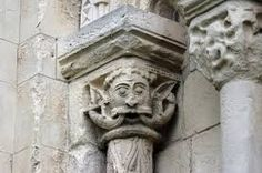 Image result for romanesque carving