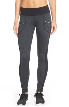 Loving these Zella leggings with zipper pockets that are optimal for working out!