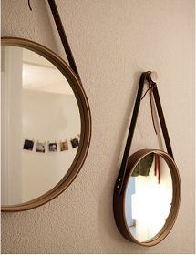 DIY Decor Inspiration: Jacques Adnet Mirrors