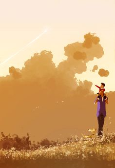 Up high by PascalCampion.deviantart.com on @deviantART