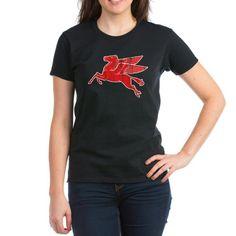 CafePress Pegasus Retro T-Shirt