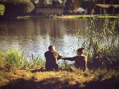 Am Ufer der Aller im besten Herbstwetter aller Zeiten. ( Autumn is wonderful ) - - - - - #people #landscape #landscapephotography #streetphotography #niedersachsen #celle #aller #bestoftheday #instagram #instagood #instagramoftheday #ig_europe #ig_germany #ig_deutschland #fotografie #iphone #fotooftheday