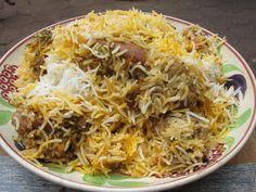 Hyderabadi Biryani Recipe, Dum Biryani, Pakistani Mutton Biryani Recipe, Hyderabadi Cuisine, Mutton Korma, Shakira, Cooking Basmati Rice, Indian Food Recipes, Ethnic Recipes